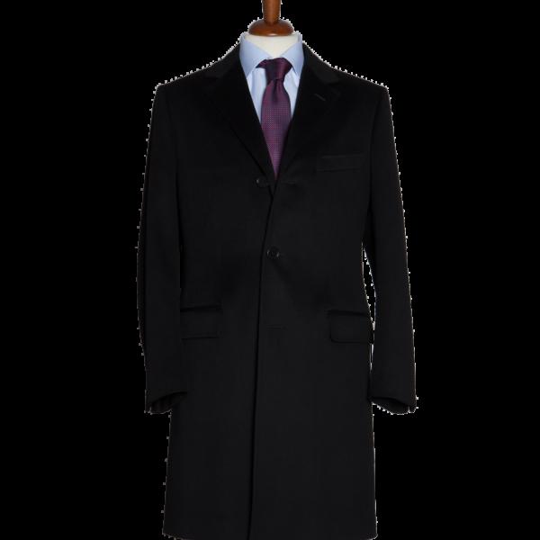 Cappotto Cashmere –  Casimiro Nero