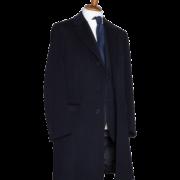 Cappotto Cashmere – Casimiro Blu Side