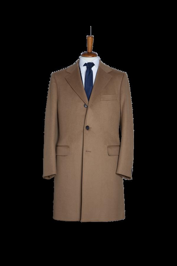 Cappotto Cashmere – Casimiro Cammello