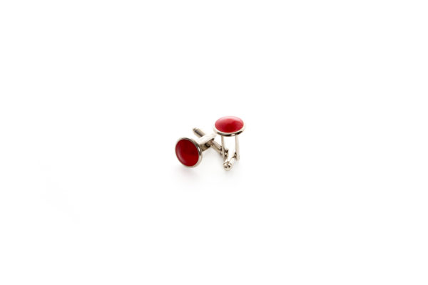 Gemelli Silver Red Ball