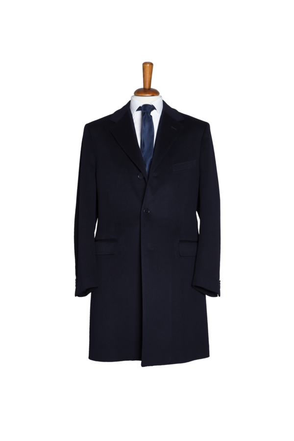 Cappotto Cashmere –  Casimiro Blu