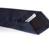 Cravatta Blu Pois Retro