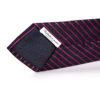 Cravatta Listarella Pink Retro